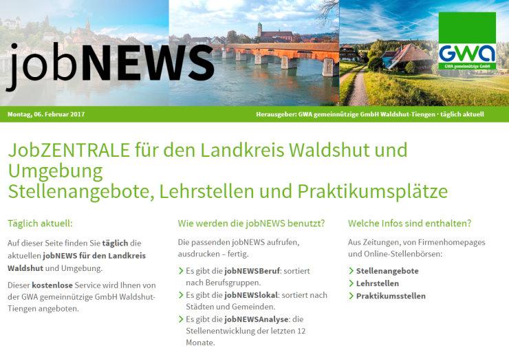 JobZentrale Waldshut